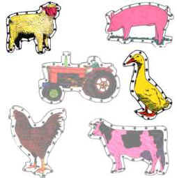 Farm E-Z Sew Sewing Cards